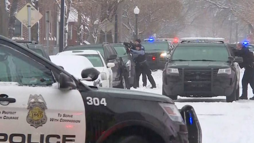 Two kids found dead outside Minnesota home in possible hostage situation – NBC News