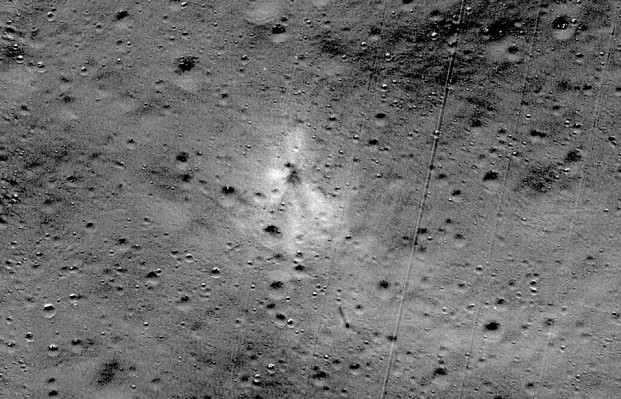 The remains of India's first lunar lander have been found on the Moon – TechCrunch