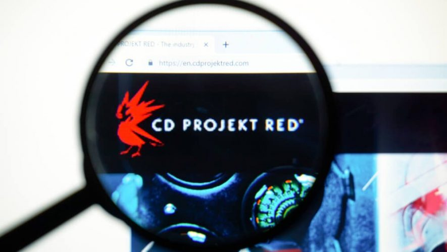CD Projekt Red Leaves Gwent Console Players High & Dry