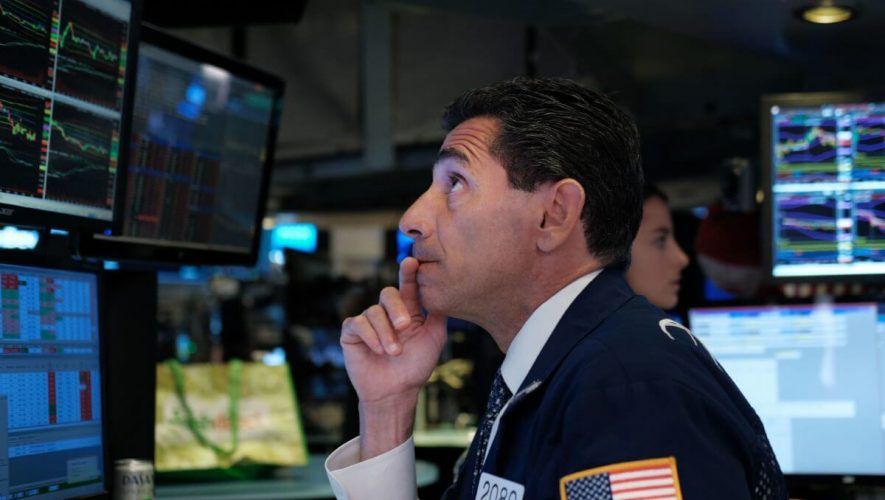 Treasury Yields Bounce Back from Biggest Plunge in Four Months After Fake News Breathes New Life Into Dow
