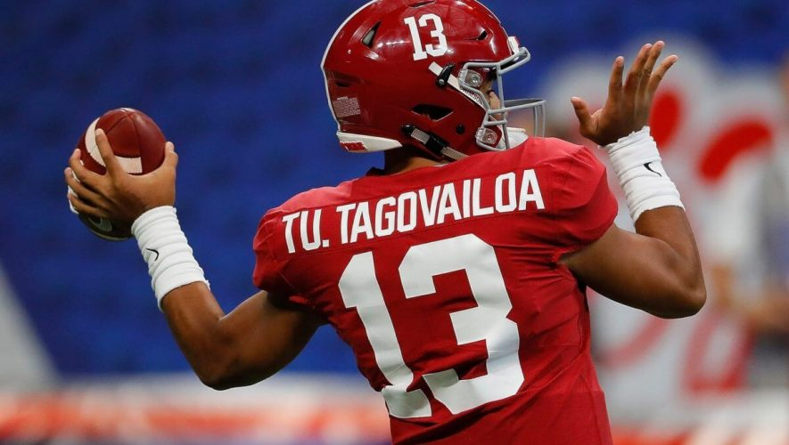 Tua Tagovailoa's Uncertain NFL Draft Decision Has an Obvious Answer