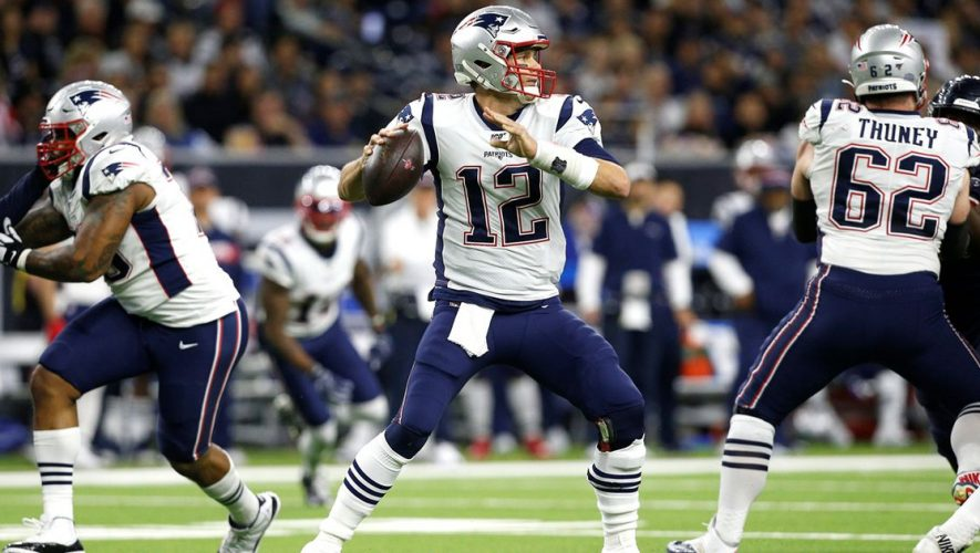 Brian Westbrook explains why Tom Brady and the Pats will get the win over the Chiefs on Sunday (VIDEO)