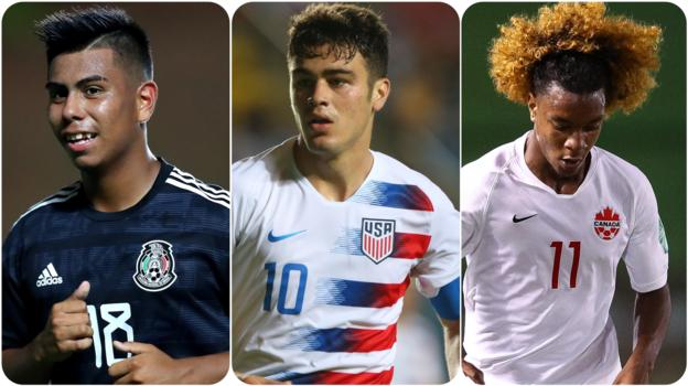 World Cup 2026: Meet the future North American stars dreaming of success