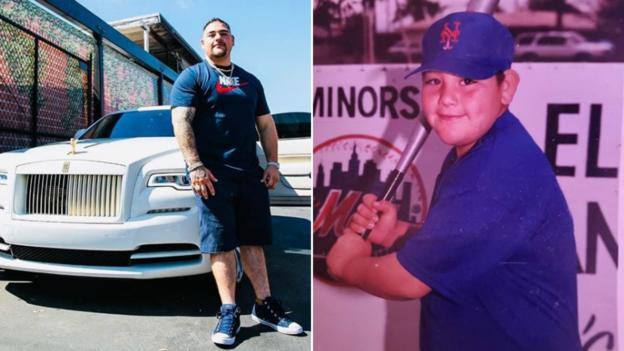 Anthony Joshua v Andy Ruiz II: Ruiz Sr on his son's new-found fame – and car habit