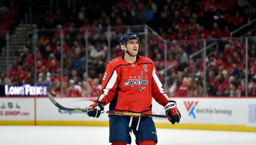 Ovechkin jokes about instant retirement if he passes Gretzky goal mark