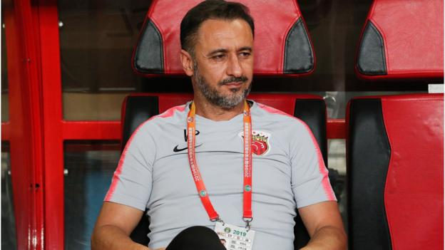 Vitor Pereira out of running for Everton manager's job