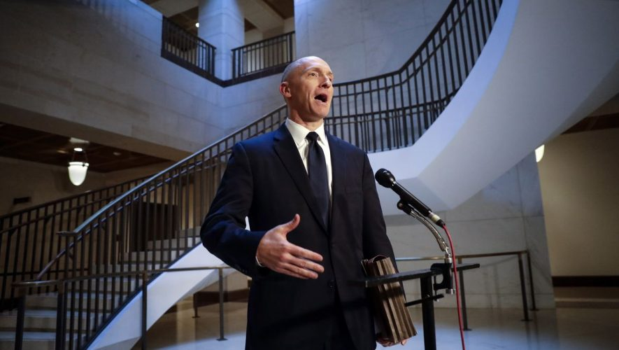 Kevin Clinesmith, FBI attorney, hid Carter Page CIA informant role, IG report shows