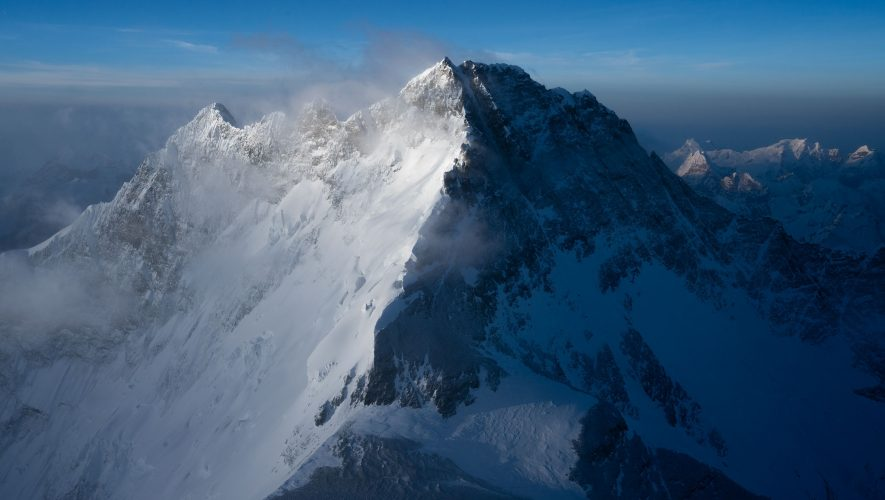 The world's supply of fresh water is in trouble as mountain ice vanishes