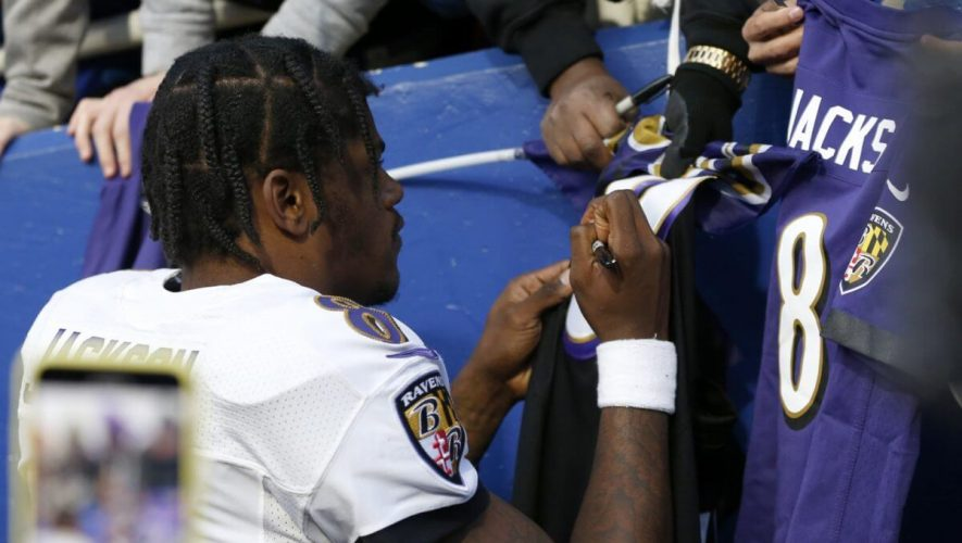 There's More Than History at Stake for Lamar Jackson and the Ravens Against the Jets