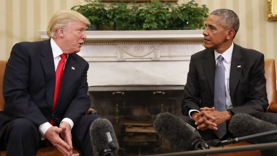 Obama Justice Department declined 'defensive briefing' for Trump campaign on Russia