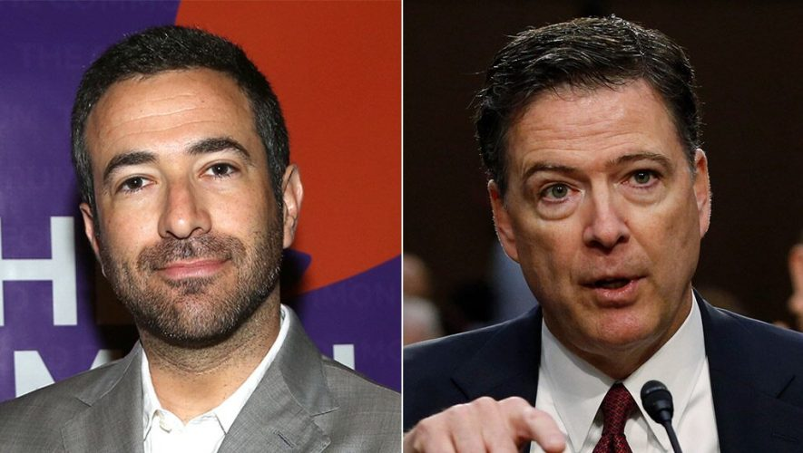 MSNBC anchor rips Comey for pushing 'pee tape' claim from Steele dossier: He was 'out over his skis'