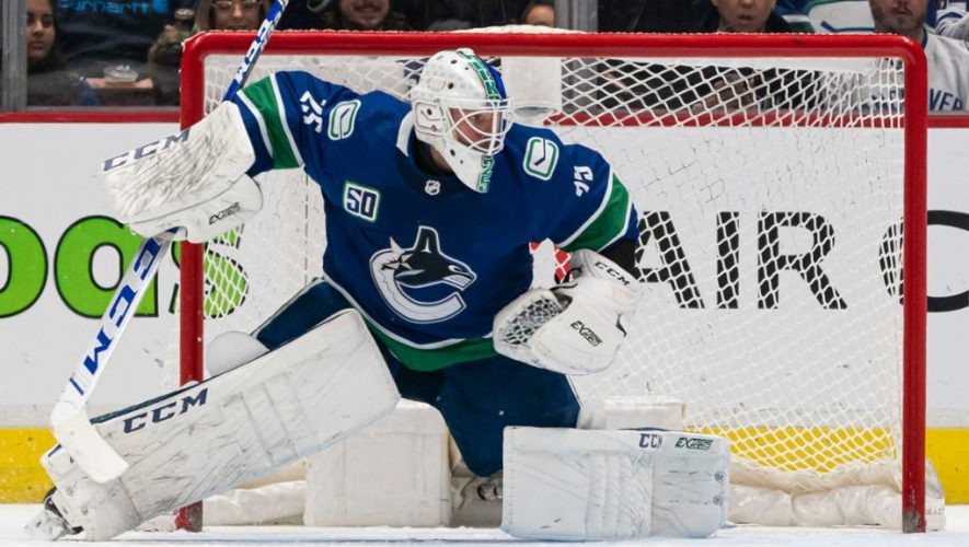 Canucks hope to re-sign Markstrom, acquire top-six forward: report