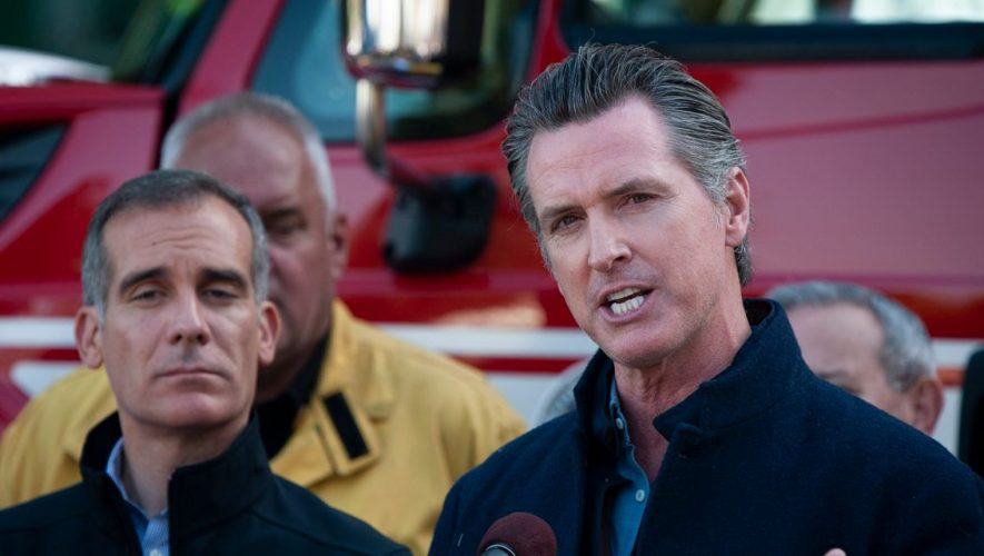 California Governor Threatens to Block PG&E Bankruptcy Exit