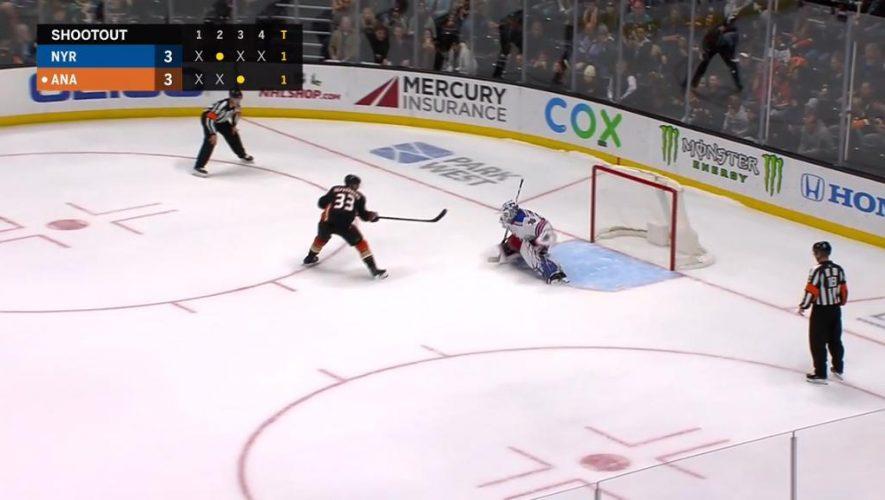 Silfverberg, Ducks complete comeback against Rangers in shootout
