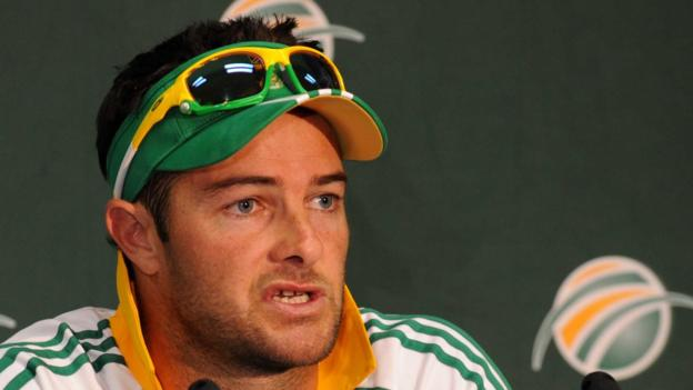 Mark Boucher: South Africa name ex-Test wicketkeeper as head coach until 2023