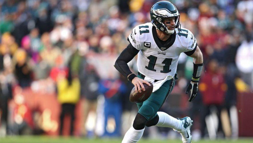 Eagles escape Washington with 37-27 win, sets up battle for the division vs Dallas (VIDEO)