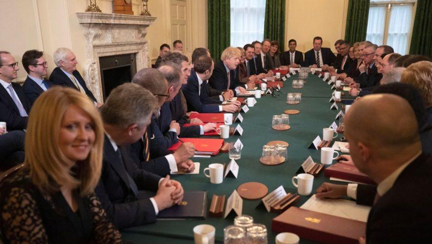 Johnson Says U.K. Will Cut EU Ties by End of 2020