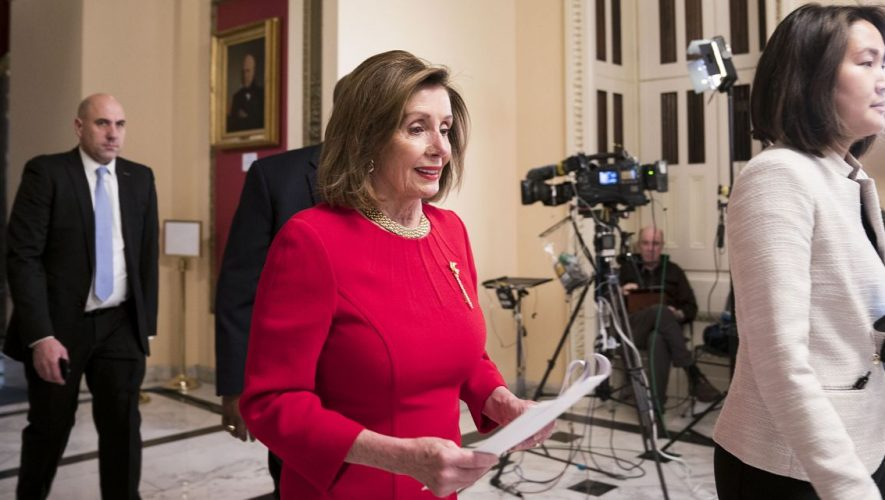 House Passes North American Trade Pact With Bipartisan Support