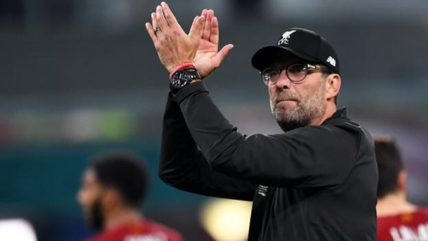 Flamengo v Liverpool: Jurgen Klopp wants to change perception of Club World Cup