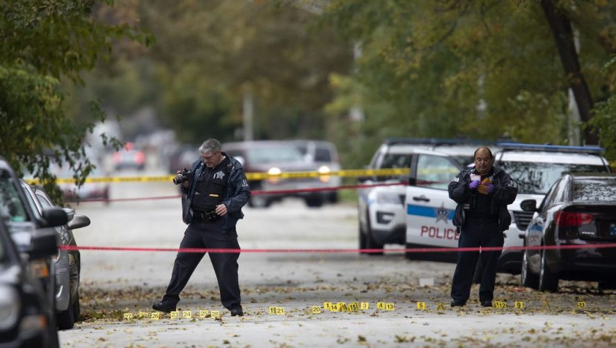 13 wounded at a Chicago house party honoring a gun violence victim – Vox.com