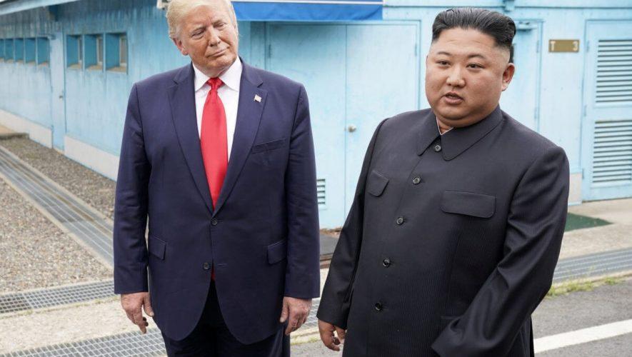 Dow Slides After Trump Jokes Away North Korea's 'Christmas Present' Threat