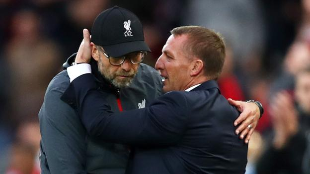 Leicester v Liverpool: It is win or bust for Foxes so what will Brendan Rodgers do? – Darren Fletcher analysis
