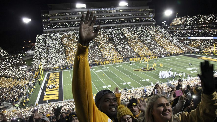 College football's most heartwarming tradition hits the road