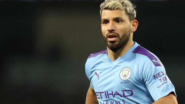 Sergio Aguero: Pep Guardiola still hopes striker will stay at Man City