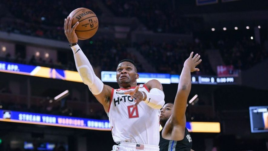 Rockets Can Kiss Their Title Hopes Goodbye If They Foolishly Trade Russell Westbrook