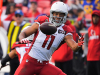 Fitzgerald to take a 'little time' mulling future in AZ