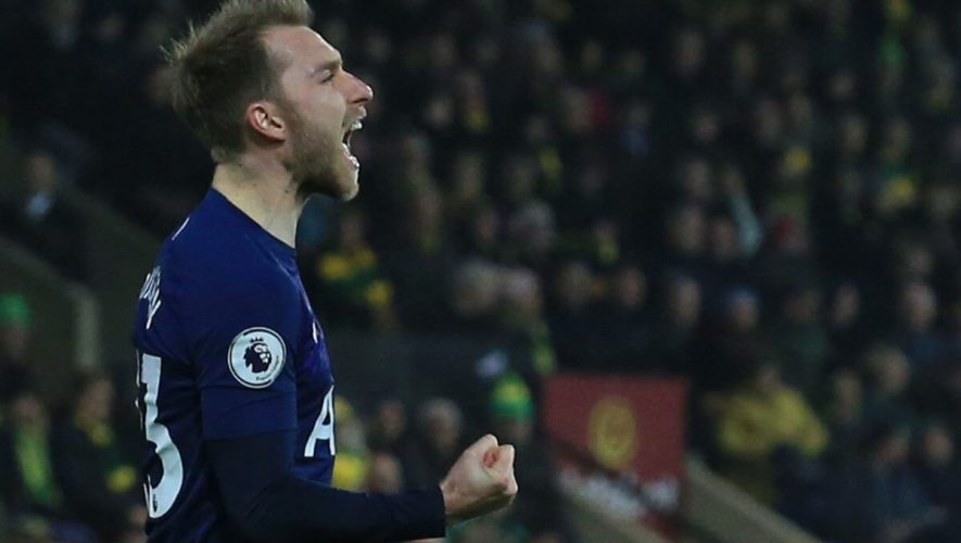 Manchester United Should Go All-Out to Sign Christian Eriksen in January