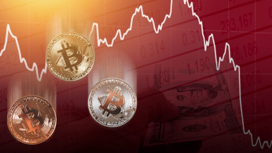 Bitcoin Price Flash Crashes to $6,900 as Non-Correlation Tests Hodlers' Patience