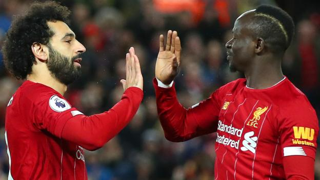 Liverpool 2-0 Sheffield United: Reds go unbeaten in the Premier League for a full year