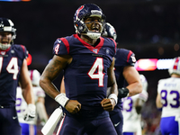 Texans top Bills in OT to advance to Divisional Round
