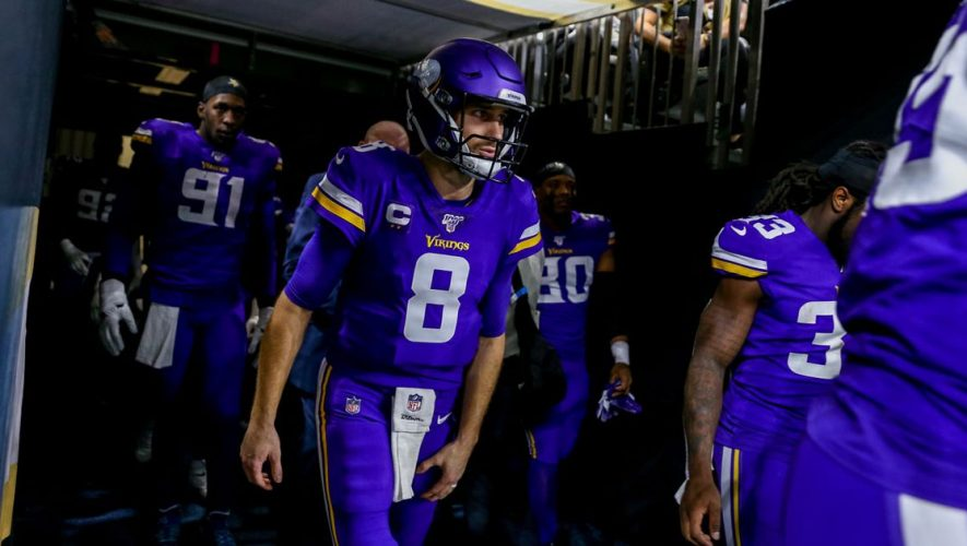 """Troy Aikman on Kirk Cousins' performance against the Saints: """"Stepped up and delivered the throws he had to"""" (VIDEO)"""
