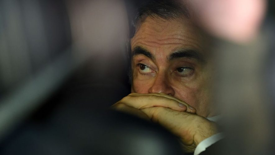 Plotters Exploited Airport Security Hole in Ghosn's Escape