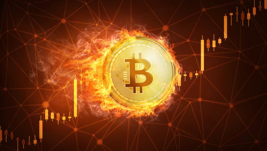 Bitcoin Blows Past $8,100 as New Accumulation Phase Begins