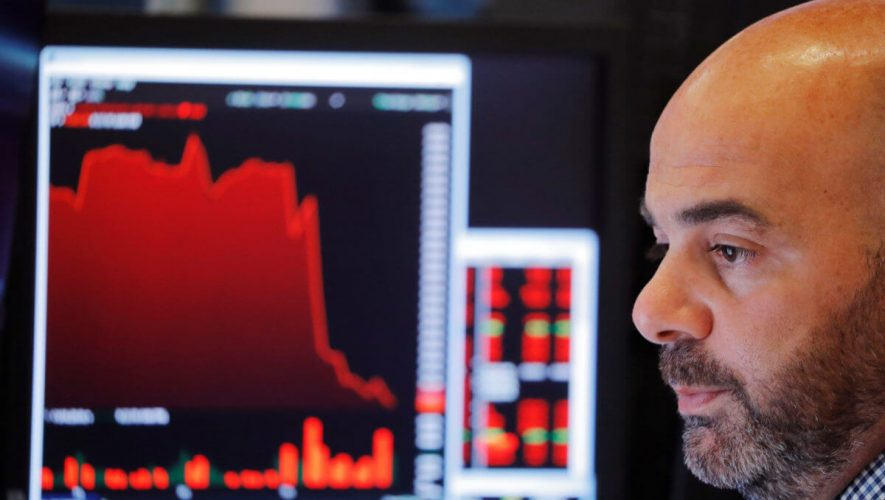Dow Recoils After Baghdad Rocket Strike Report Reverses Stock Rally
