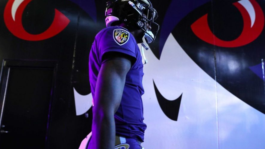 Lamar Jackson & the Ravens Have Bigger Problems Than the Titans