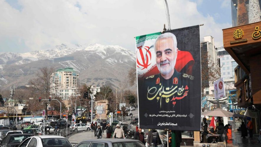 Instagram Is Suspending Iranian Profiles That Mention Soleimani