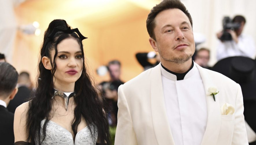 Grimes and Elon Musk Are Epic Trolls or Having A Baby