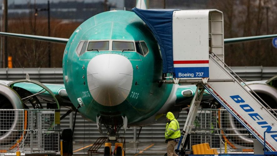MAX Chatter at Boeing Undercuts Its Public Stance