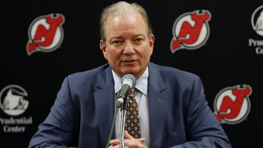 Shero out as Devils general manager after five seasons