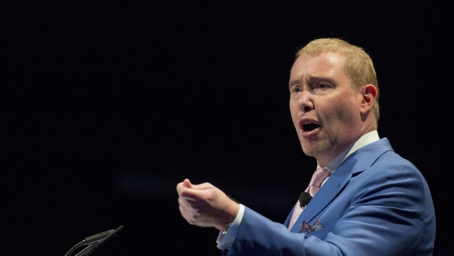 'Bond King' Jeffrey Gundlach Is Terrified that Bernie Sanders Will Crash the Stock Market