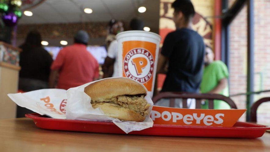 Chicken Dinner Winner! Popeyes Scores in Chicken Sandwich Wars