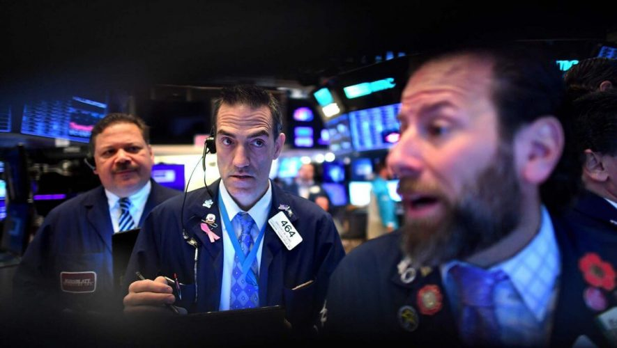 Dow Rebounds After Trump Thaws Trade War with Surprise Gift to China