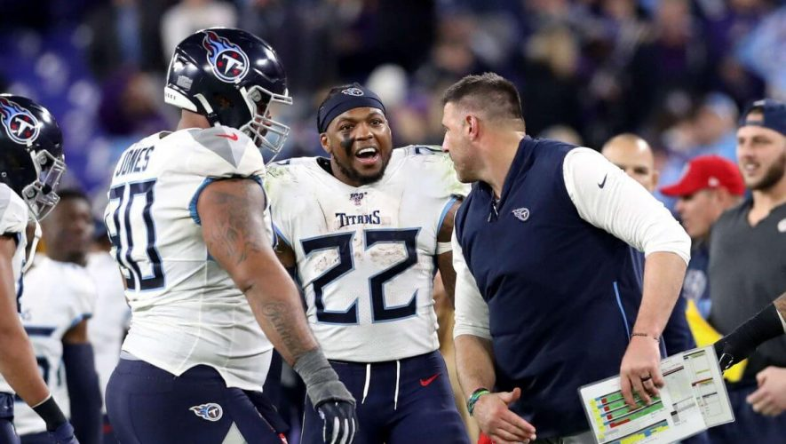 Will Titans Reset the Running Back Market With Derrick Henry?