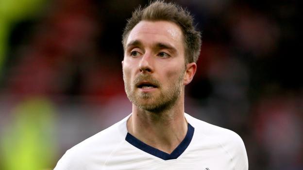 Christian Eriksen: Tottenham midfielder to play despite Inter Milan links