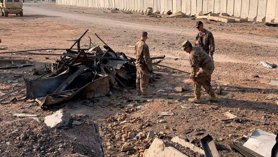 'We Could Feel the Shock Wave': How U.S. Troops Withstood Attack on Iraq Base