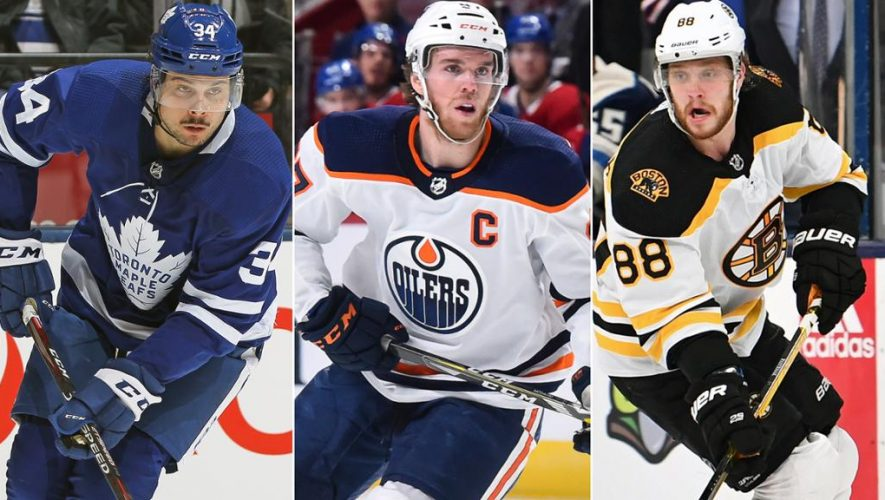 Lacrosse-style goal candidates debated by NHL.com